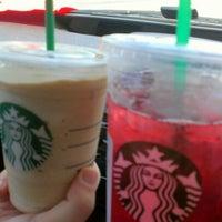 Photo taken at Starbucks by Lisa P. on 6/13/2012