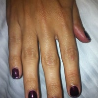 Photo taken at Lauren's Nails by YRA on 9/6/2012