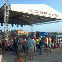 Photo taken at CEFCU Center Stage by Dwight R. on 7/6/2012