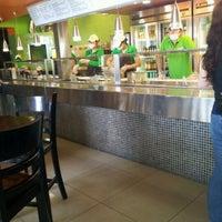 Photo taken at City Salads by Ilianita C. on 5/7/2012