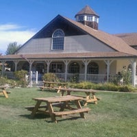Photo taken at Maurice Car'rie Winery by David H. on 8/22/2011