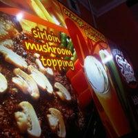 Photo taken at Waroeng Sirlo Steak by Lukas S. on 9/18/2011