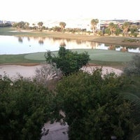 Photo taken at Hesperia Alicante Golf Spa by Fran Hernández G. T. on 1/21/2012