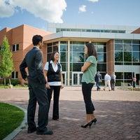 Photo taken at Jepson School of Business by Gonzaga University on 8/22/2011