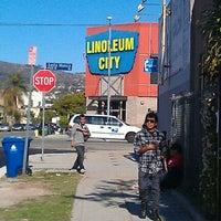Photo taken at Linoleum City by Denver S. on 12/22/2011