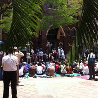 Photo taken at Masjid India by Mistadale O. on 4/8/2011