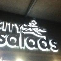Photo taken at City Salads by jack d. on 12/27/2010