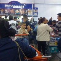 Photo taken at PriceSmart Zapote by Francisco F. on 8/14/2011