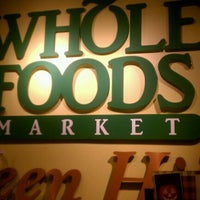 Photo taken at Whole Foods Market by Dywuan B. on 10/16/2011