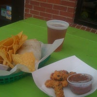 Photo taken at Bandidos Burritos by Matt F. on 8/11/2012