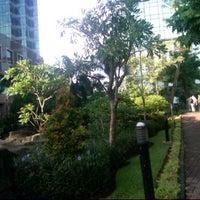 Photo taken at Taman BRI II by M Dani R. on 10/27/2011