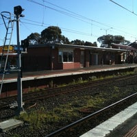Photo taken at Ringwood Station by Vineet S. on 10/3/2011