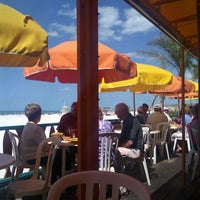 Photo taken at Frenchy's Rockaway Grill by Connie M. on 3/6/2012