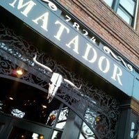 Photo taken at The Matador by Brynne G. on 6/25/2012