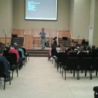 Photo taken at Lakeside Community Church by Nathaniel M. on 9/22/2011