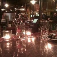 Photo taken at Café Divan by Ed G. on 1/12/2012