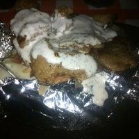 Photo taken at El Taco Con Botas by Hazael E. on 9/3/2012