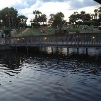 Photo taken at Hidden Lagoon Golf by Hunter B. on 6/21/2012
