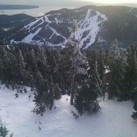Photo taken at Cypress Mountain Ski Area by E L. on 12/7/2011