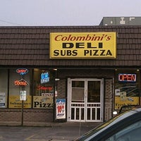 Photo taken at Colombini's Pizza and Deli by Jeff K. on 8/27/2011