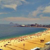 Foto tirada no(a) Arena Copacabana Hotel por ☞ Mario S. em 1/26/2012
