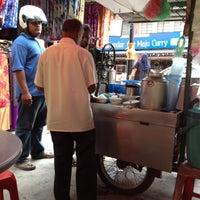 Photo taken at Cendol Bandar Tangkak (bus stand) by Fahrian C. on 3/15/2012