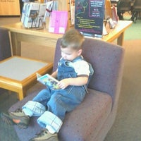 Photo taken at Wake Forest Community Library by Sharon P. on 12/21/2011