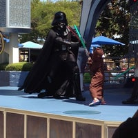 Photo taken at Jedi Training Academy by Rosa N. on 8/25/2012