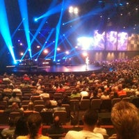 Photo taken at Church on the Move by ⚡ Don B. on 8/28/2011