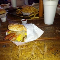 Photo taken at Big Daddy's Burgers by Kevin C. on 6/12/2012
