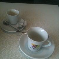 Photo taken at Loto Caffè by Daniela on 4/14/2012