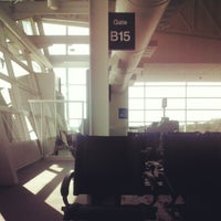 Photo taken at Quad City International Airport (MLI) by Nils S. on 7/18/2012
