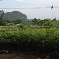 Photo taken at รวมเทพพันธุ์ยาง by PaNida P. on 3/25/2012