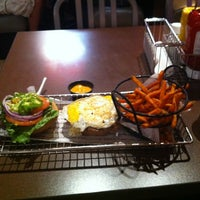 Photo taken at Smashburger by Dave B. on 5/13/2012