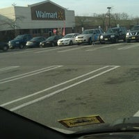 Photo taken at Walmart by Jennifer D. on 3/28/2012