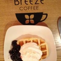 Photo taken at Mr. Breeze Coffee by Cherry S. on 3/27/2012