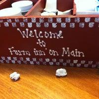 Photo taken at Farm Inn' On Main by Cassie S. on 5/11/2012
