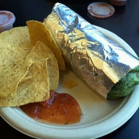 Photo taken at 360 Degree Gourmet Burrito by David G. on 12/20/2011