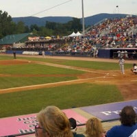 Photo taken at Dutchess Stadium by Cecil C. on 8/25/2011