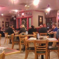 Photo taken at Baris Pasta & Pizza by Kimm A. on 12/31/2011