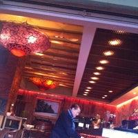 Photo taken at Tiki Restaurant Lounge Bar by matosj on 12/18/2011