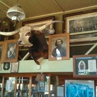 Photo taken at The Original Bird Cage Theatre Of Tombstone by Jeffrey W. on 7/2/2011