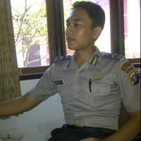 Photo taken at Polres Nunukan by Rhey'' P. on 10/5/2011