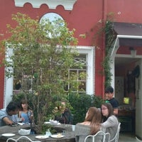 Photo taken at Brigadeiro Doceria & Café by Wagner M. on 11/19/2011