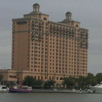 Photo taken at The Westin Savannah Harbor Golf Resort & Spa by Melissa S. on 9/18/2011