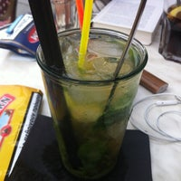 Photo taken at Café Parisien by Ioanna P. on 6/28/2012