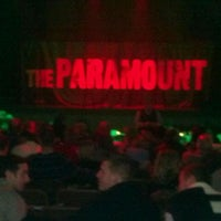 Photo taken at The Paramount by Adam E. on 12/24/2011