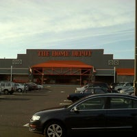 Photo taken at The Home Depot by Alex W. on 1/1/2012