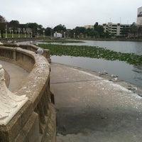 Photo taken at Frances Langford Promenade by Michael V. on 2/17/2012