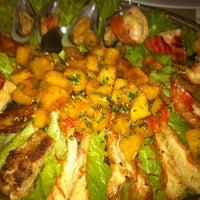 Photo taken at Restaurante Ilha Sul by Ellen B. on 1/22/2012